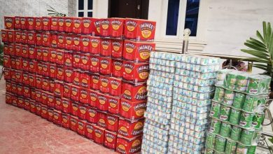 Photo of COVID-19: Hon. Olotu Emmanuel gifts noodles, provisions to residents again