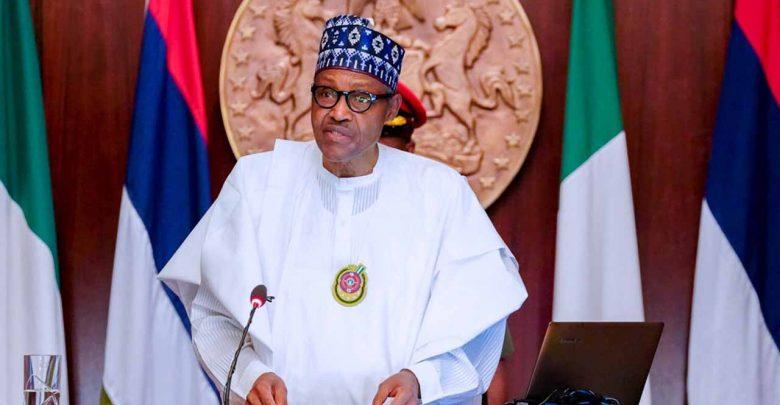 president Muhammadu Buhari to address the nation at 7pm
