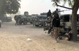Photo of Nigerian Army killed 20 Boko Haram Fighters at Lake Chad Shore