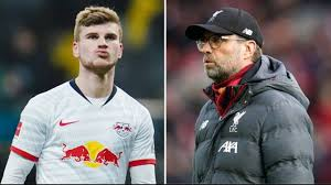 Photo of Timo Werner, A boost for Liverpool FC