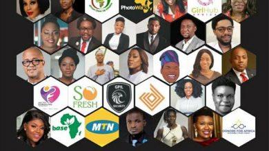 Photo of Mo Abudu, Fela Durotoye, DG NCDC, Folorunsho Alakija, others, honoured at Social Media Awards 2020