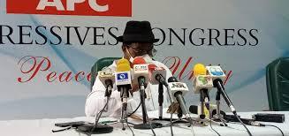 Photo of Acting APC Chairman, Gaidom, nullifies Obaseki's disqualification