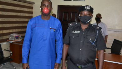"""Photo of Area """"F"""" gets new commander, Oshodi-Isolo Council boss assures adequate security"""