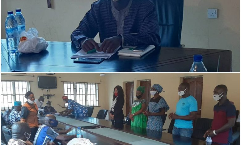Community crisis: Council boss sets up committee to restore peace