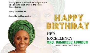 Photo of APC Youth League celebrates Ogun First Lady; Abiodun, political icon, Adeleye