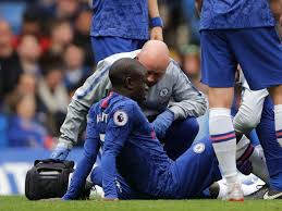 Photo of N'Golo Kante injured in Chelsea's victory over Watford