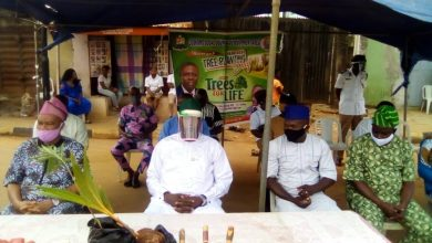 Photo of Annual Tree Planting: HID Tijani hails Sanwoolu, calls constituents to protect trees planted