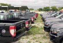 Photo of Zamfara Governor Gives 200 Patrol Vans To Security Agencies