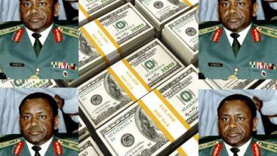 Photo of Ireland to Return Frozen Abacha Funds to Nigeria
