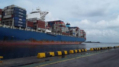 Photo of NPA Receives Largest Container Vessel Ever