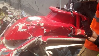 Photo of See Pictures of the helicopter crash in Lagos