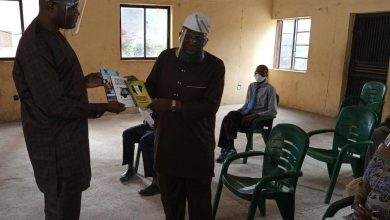 Photo of LG Elections: LASIEC visits local governments, hails council boss