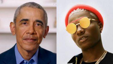 Photo of Obama list Wizkid on 2020 summer playlist
