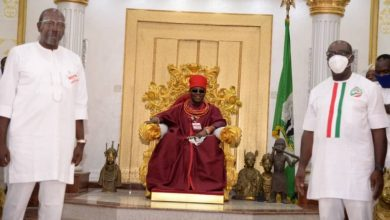 Photo of Edo 2020: NYSC members must be protected from attacks; Oba Benin tells INEC