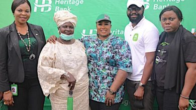 Photo of Heritage Bank, FAMO gives succour to SMEs, 300 private school teachers