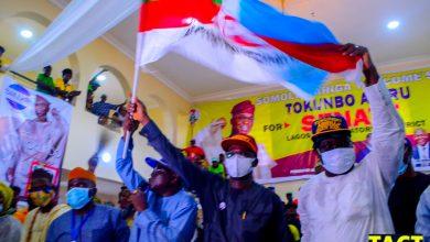 Photo of LAGOS EAST BYE-ELECTION: Mammoth crown receive Tokunbo Abiru in Somolu