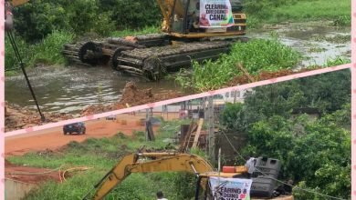 Photo of Daini commences clearing and dredging of canals in Igbogbo/Bayeku LCDA