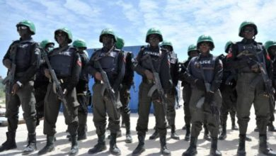 Photo of Police arrest fuel hike protesters in Lagos
