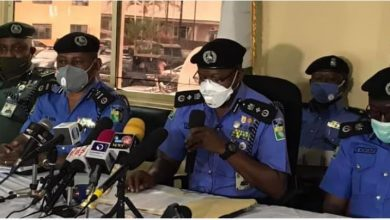 Photo of Go home after voting – Police tells Edo people