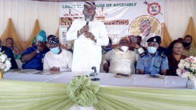 Photo of Ifako-Ijaiye Legislator gets node for good representation