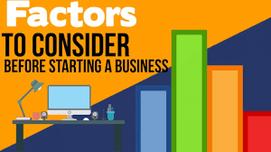 Photo of Want To Start A Business? Factors To Consider Before Starting