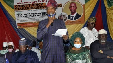 Photo of Makinde assures youth inclusions as he hosts stakeholders meeting vc