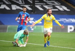 Brighton Salvaged A Point Against Palace Through Mac Allister's Late Goal