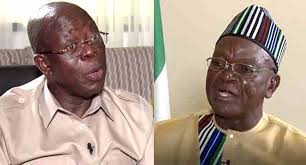 Photo of Oshiomhole Chooses Out-of-Court Settlement in N10bn Libel Suit