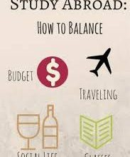 Photo of Practical Tips for Balancing Study and Work Abroad
