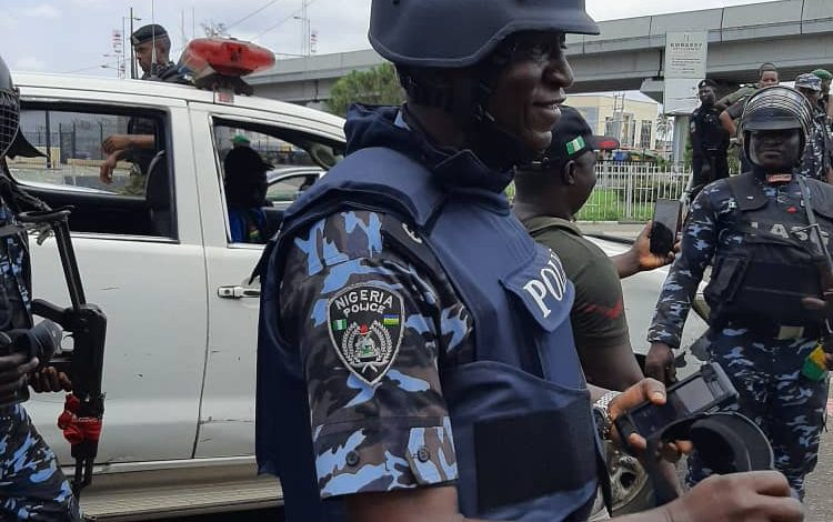 Photo of EMBER MONTHS SECURITY: LAGOS CP READS RIOT ACT TO INDOLENT OFFICERS