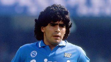 Photo of SSC Napoli to Honor Diego Maradona wearing Argentina-inspired jersey against Roma