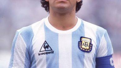 Photo of Diego Armando is dead