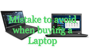 Photo of Basic Laptop Purchasing Errors You Should Stay Away From