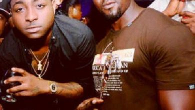 Photo of Davido loss his bodyguard to cold hands of death