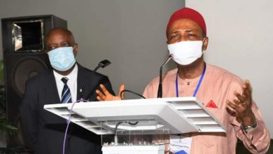 Photo of AI would be used for mining safety- Onu