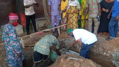 Photo of FG Educational Intervention: Hon. Owolabi FG facilitated school project begins