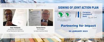 Photo of AFDB, EIB In Partnership To Promote Economic Growth, Support African Investment
