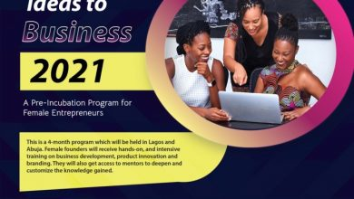 Photo of Wennovation Hub Ideas to Business for Female Entrepreneurs in Nigeria, 2021