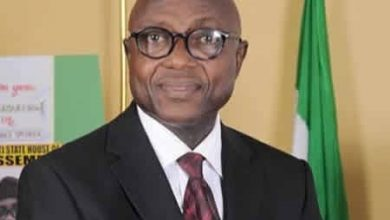 Photo of Asiwaju Presidential Agenda: I never knew of the Speakers meeting in Ibadan -Ekiti State Speaker