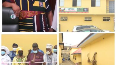 Photo of Sofola Commissions Ultra-Modern Market At Araromi/Ifako