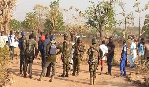 Photo of Abducted Kagara Students, Teachers Regain Freedom