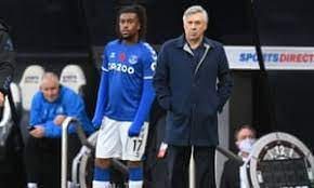 Photo of Everton manager says he is open to listening to Iwobi on the position he wants to play