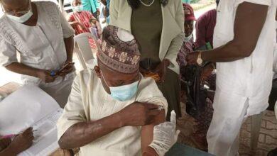 Photo of COVID19: Lagos Council Boss, Executive Members, Legislators, management, staff gets vaccinated