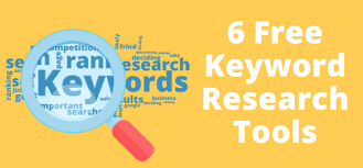 Photo of 6 Best Free-Keyword Research Tools for Analyzing Contents