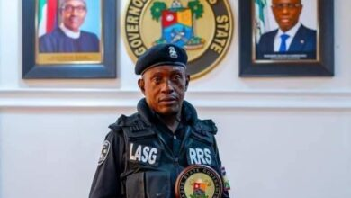 Photo of Abbas Hails Sanwo-Olu for Recognising Police Officer Assaulted by Civilian, Charges other Officers on Professionalism