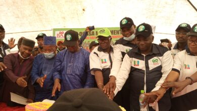 """Photo of BAT-OBASA 2023: """"We are ready for the task ahead"""" – HID Tijani"""