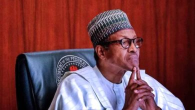 Photo of Insecurity: Buhari call on USA for help