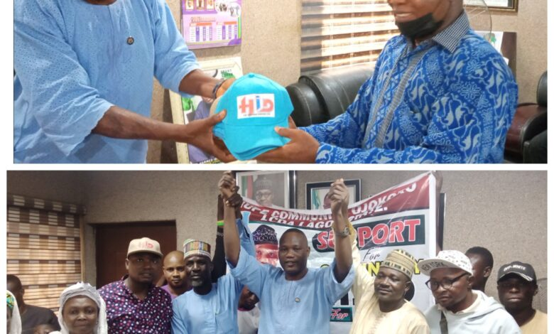 Photo of LG ELECTION: HID Tijani gets more support