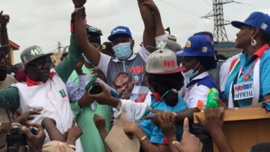 Photo of I did not spend a kobo on my flag off, campaign – HID Tijani