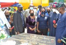 Photo of Sanwo-Olu Commissions Mafoluku Bus Terminal